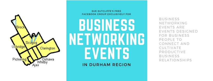 Business Networking Events In Durham Region