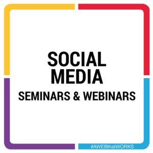 Social Media Seminars & Webinars