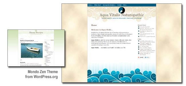Aqua Vitalis