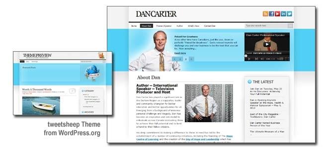 Dan Carter.ca
