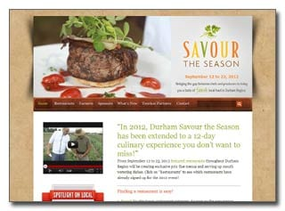 Durham Savour the Season