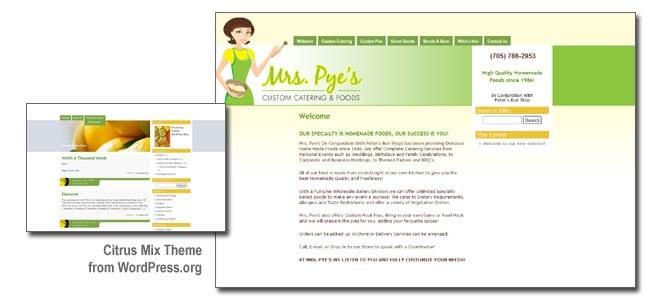 Mrs. Pyes