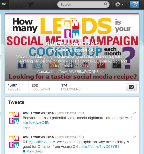 AWTW Twitter screenshot