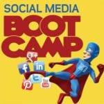 Social Media Bootcamp Logo
