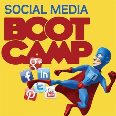Social Media Bootcamp Logo