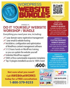 BUILD YOUR OWN WEBSITE BUNDLE