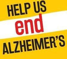 HELP US END ALZHEIMER'S