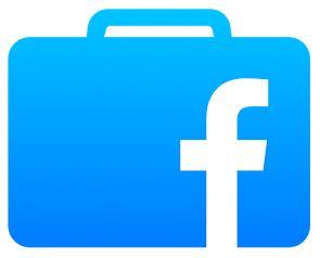 facebook for work logo