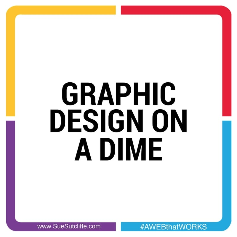 Graphic Design on a Dime