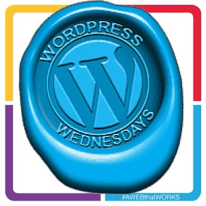 WordPress Wax Seal 800x800