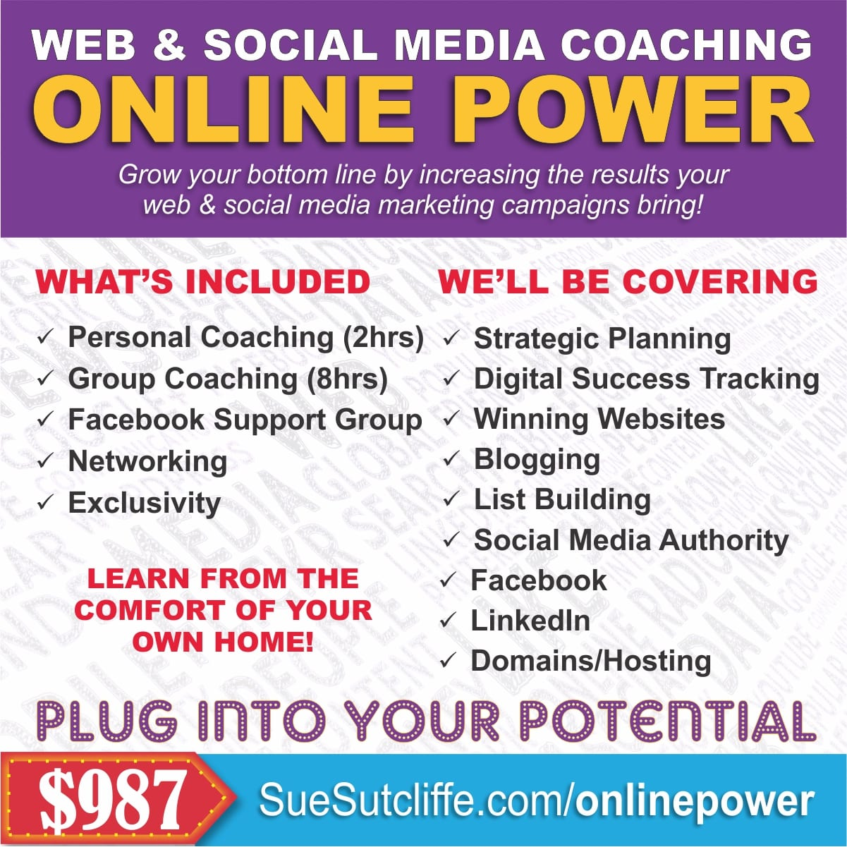 ONLINE POWER COACHING