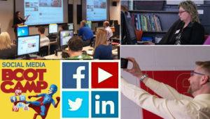 Social Media Bootcamp Banner