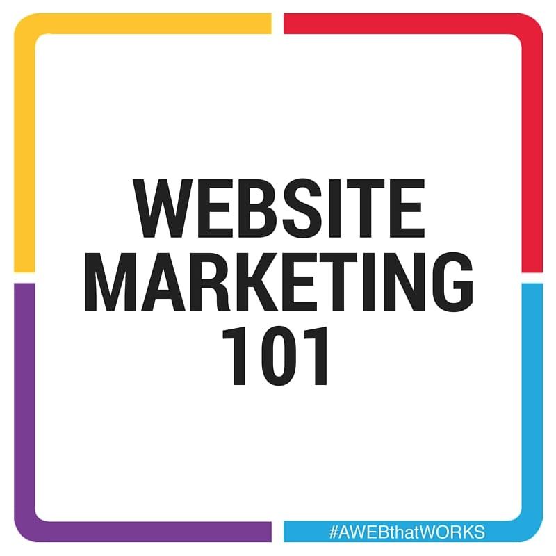 website-marketing-101
