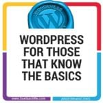 WordPress for those who know the basics
