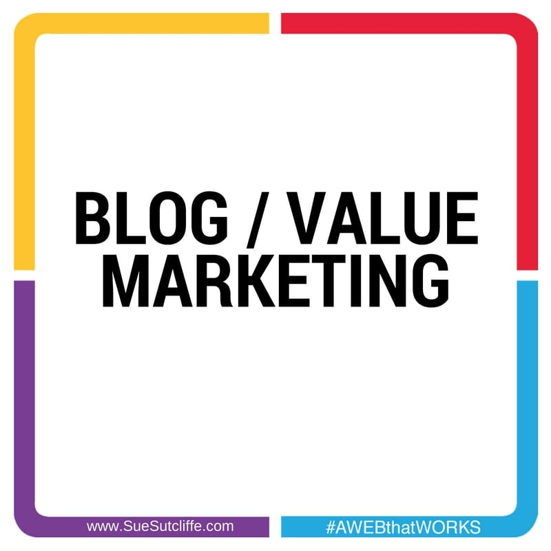 Blog / Value / Content Marketing