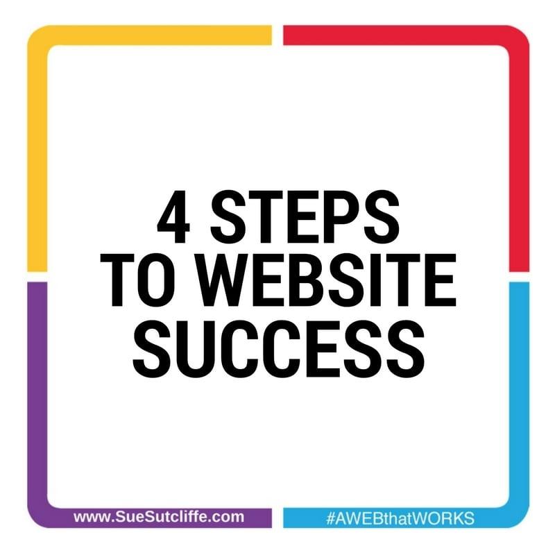 4 Steps To Website Success