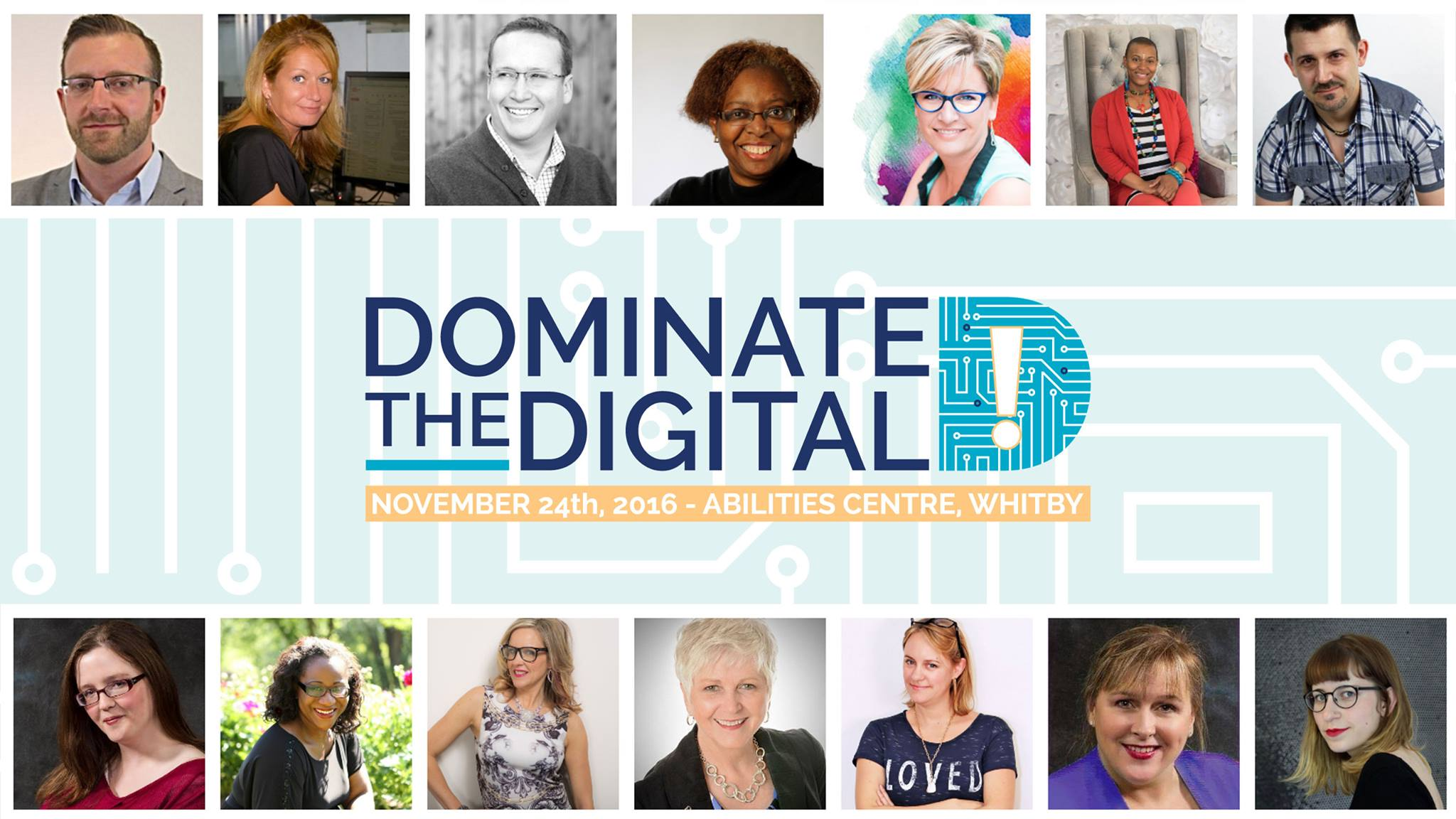 Dominate The Digital Nov.24, 2016 Durham Region