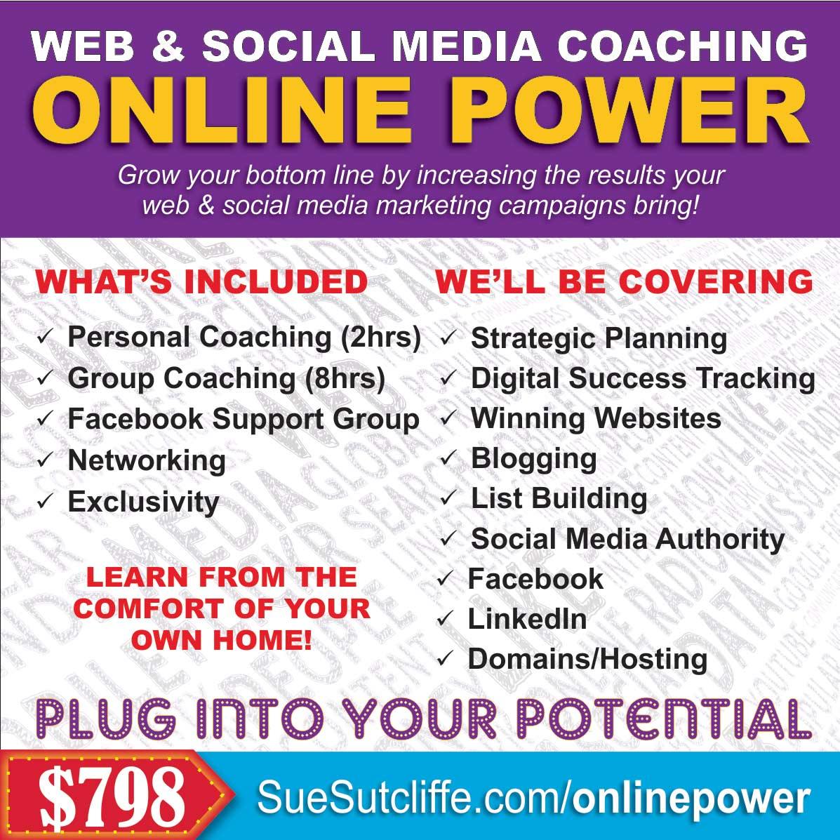 Online Power Coaching