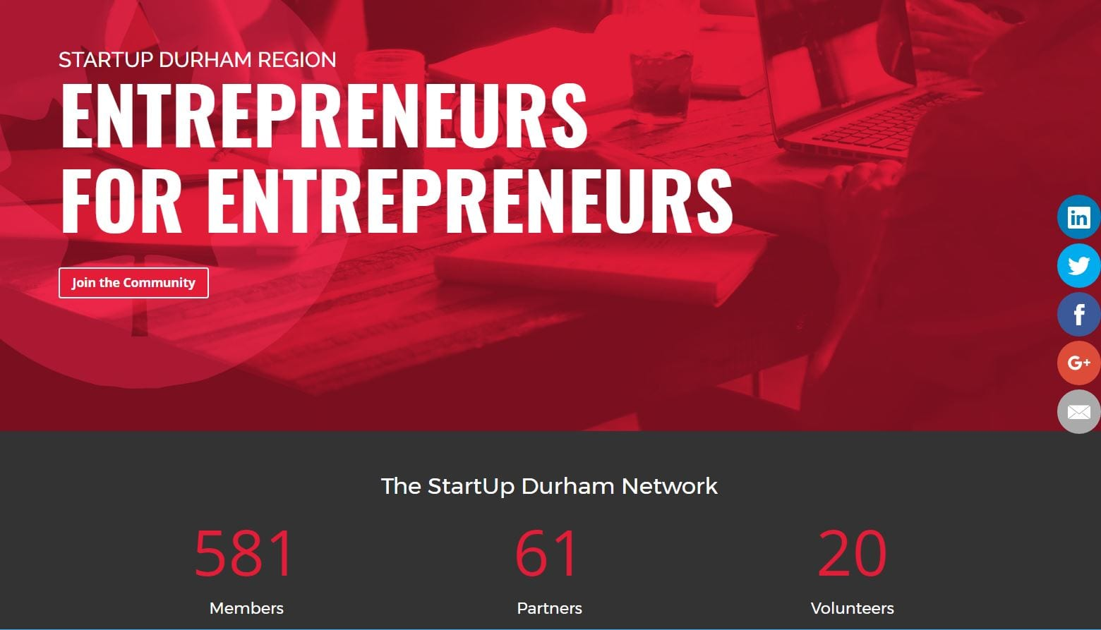 startupdurham-web-count