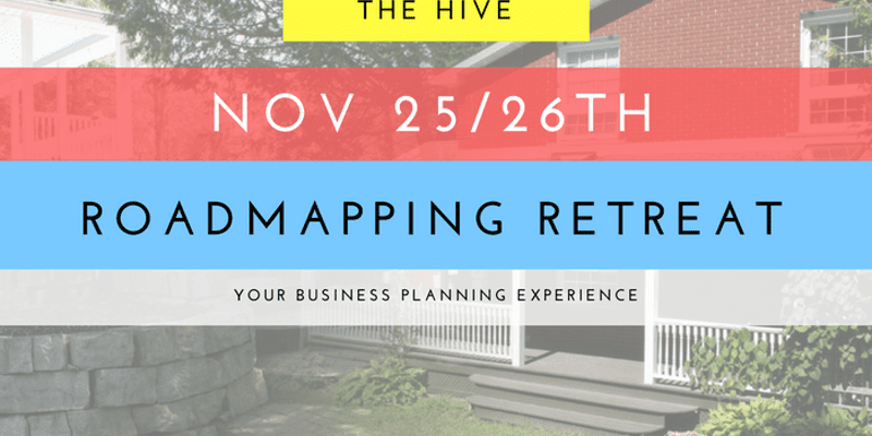 Roadmapping Retreat – Small Business Planning Experience by How To Organize That