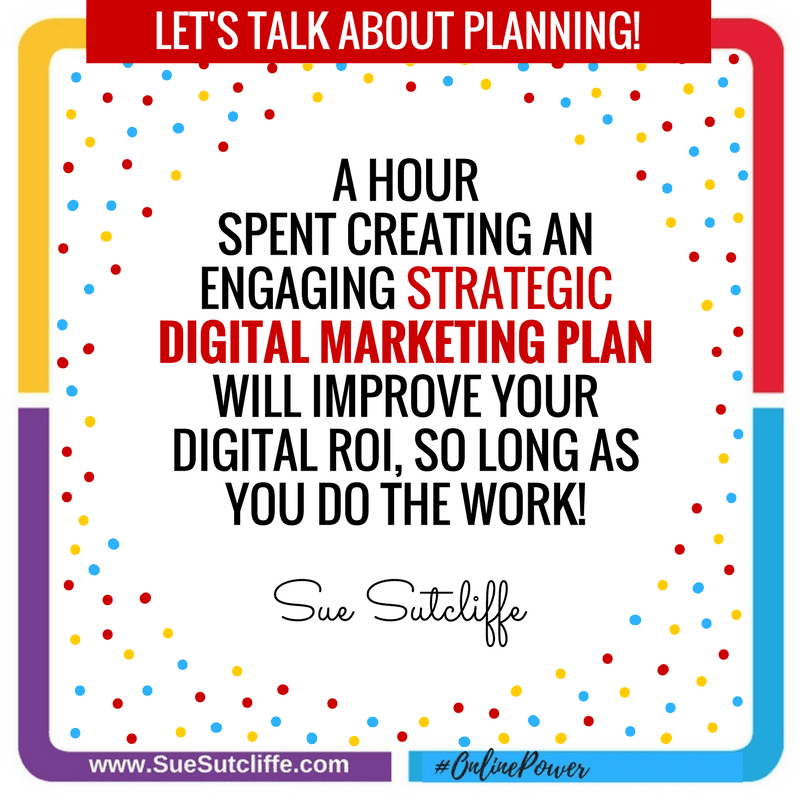 Digital Strategic Planning Made Simple