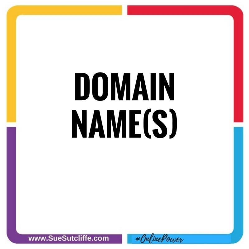 Domain Name(s)