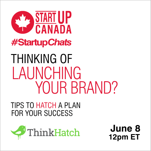 startupchats-thinking of launching your brand?