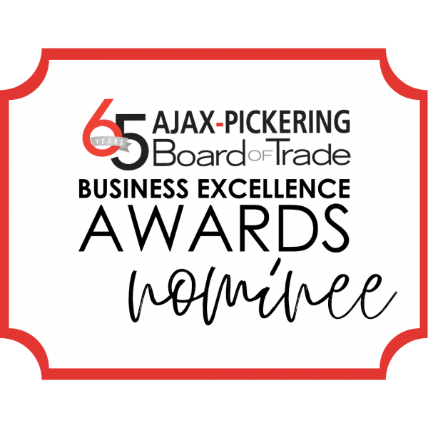 Ajax-Pickering Board of Trade Business Excellence Awards Nominee