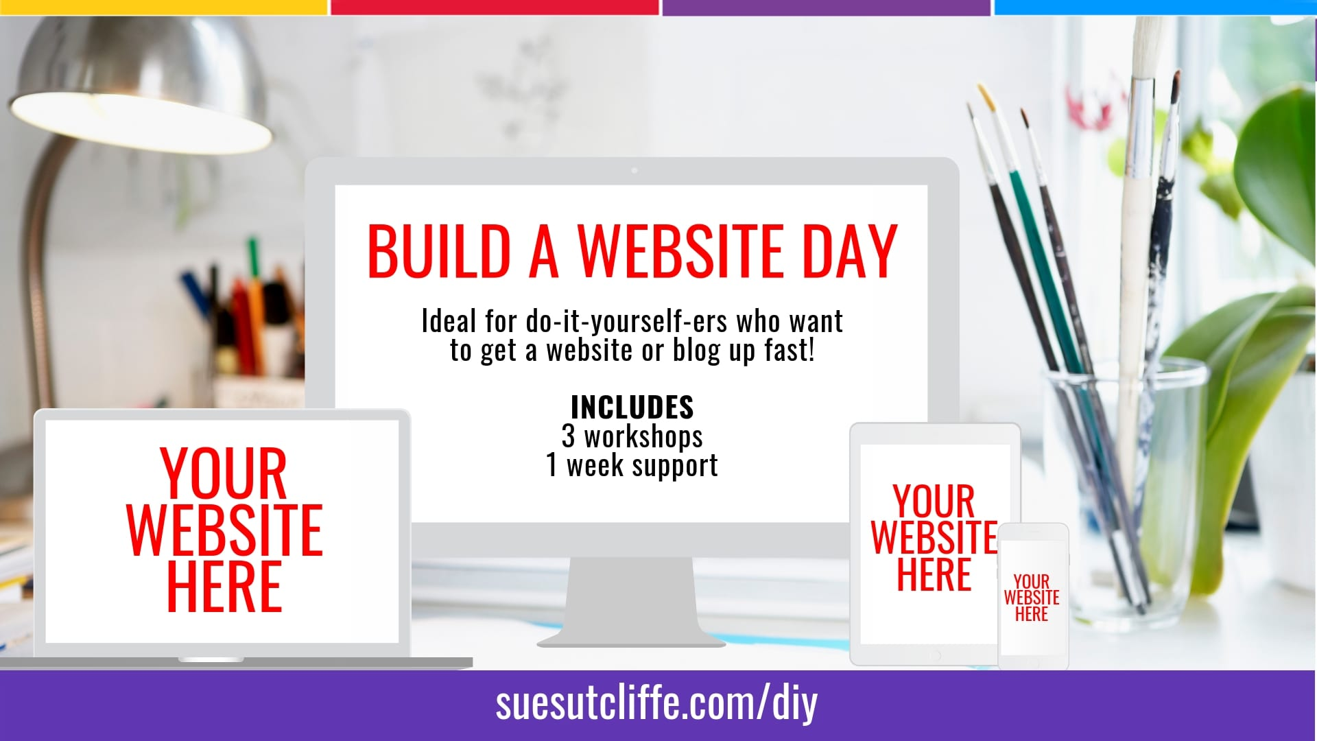 BUILD A WEBSITE DAY