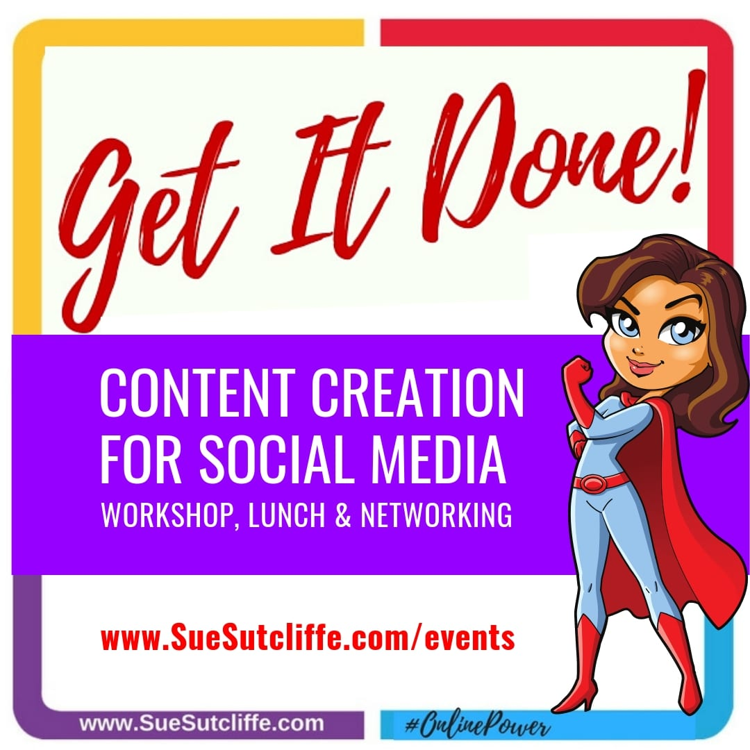 Content Creation for Social Media