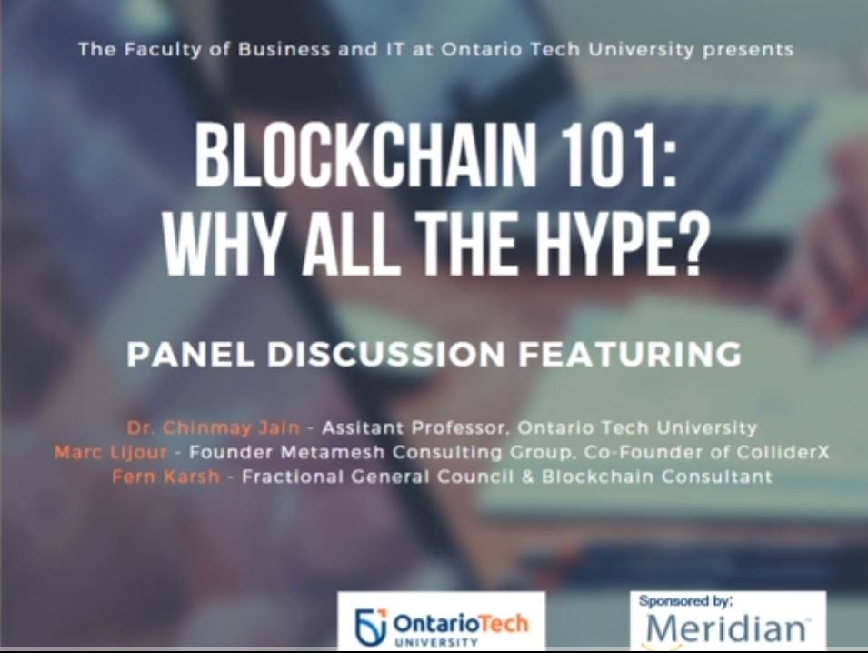 Blockchain 101: Why all the hype?
