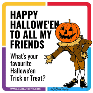 What's your favourite Hallowe'en Trick or Treat?