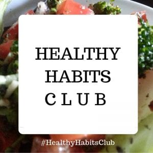 healthy habits club