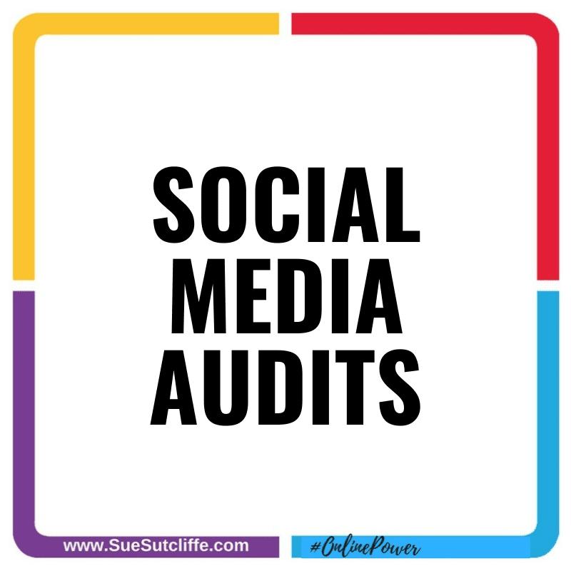 Social Media Audits