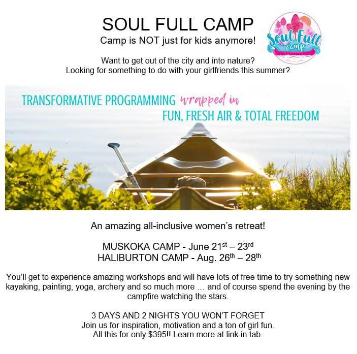 Soul Full Camps