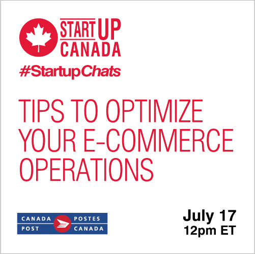 #StartupChats | How to Optimize Your eCommerce Operations