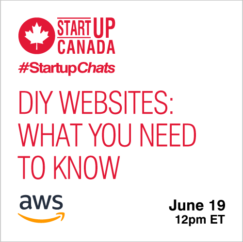 DIY WEBSITES: WHAT YOU NEED TO KNOW. June 19 12pm ET