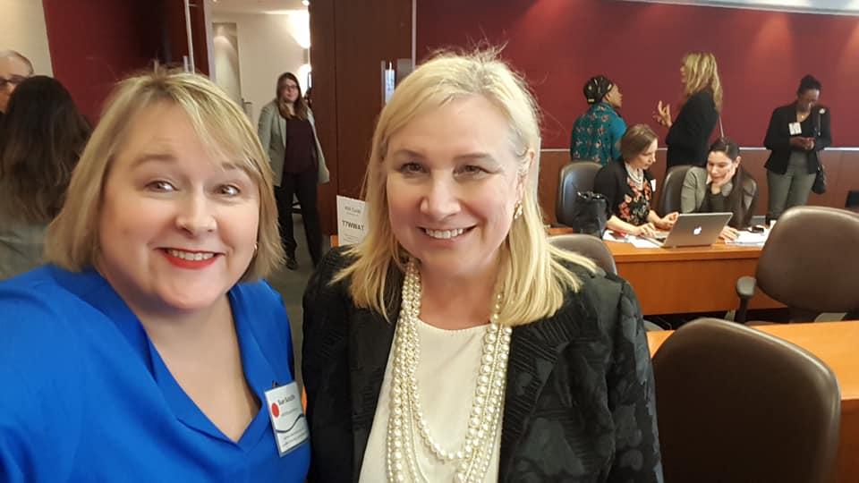 Wendy Cukler & Sue Sutcliffe
