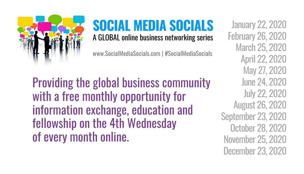 Social Media Socials